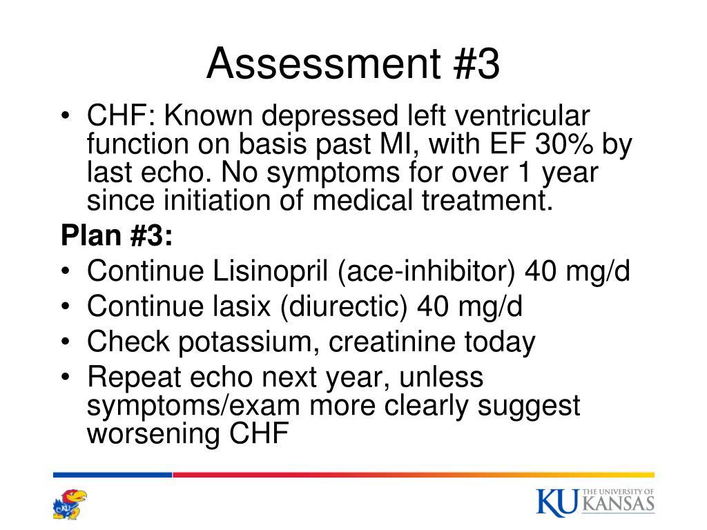 Assessment #3