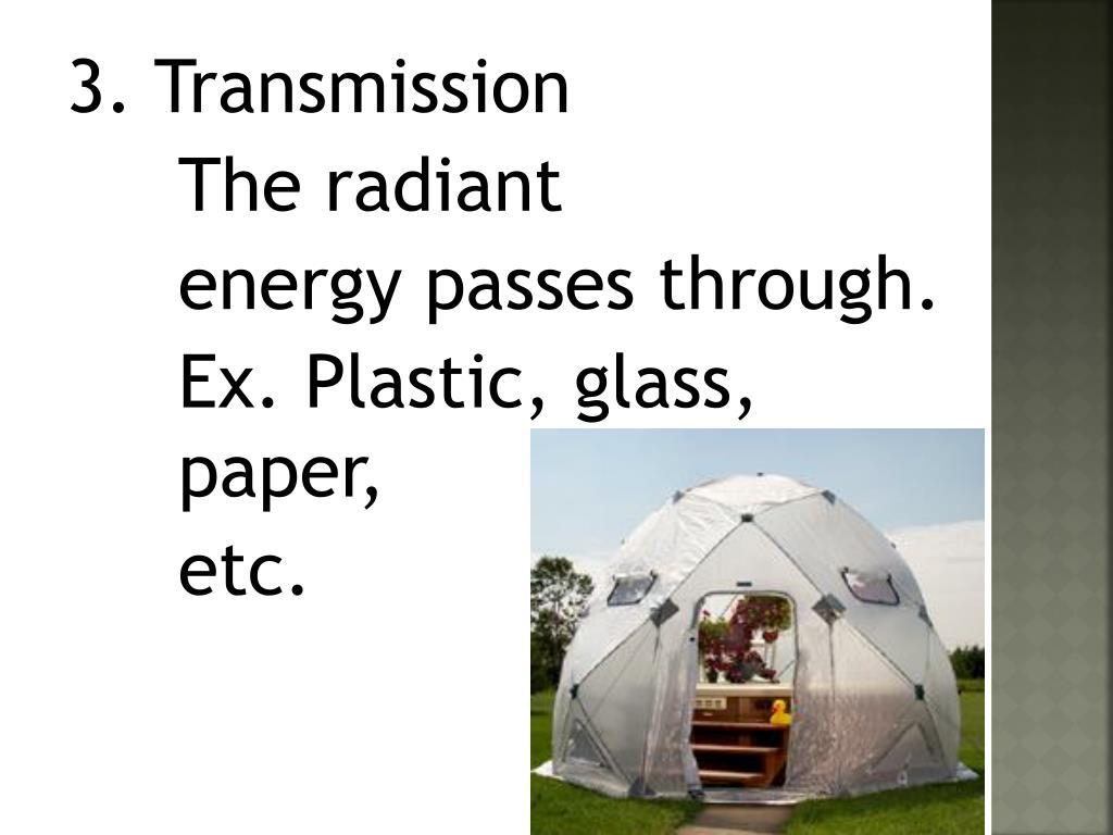 3. Transmission