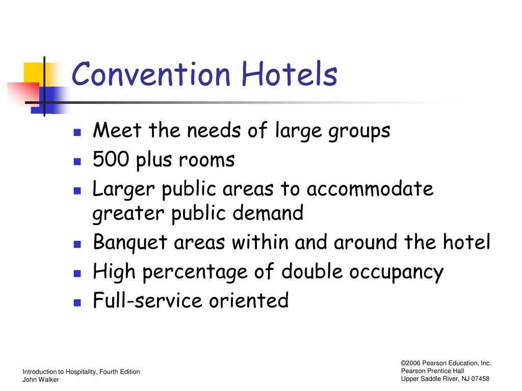 Convention Hotels