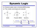 dynamic logic