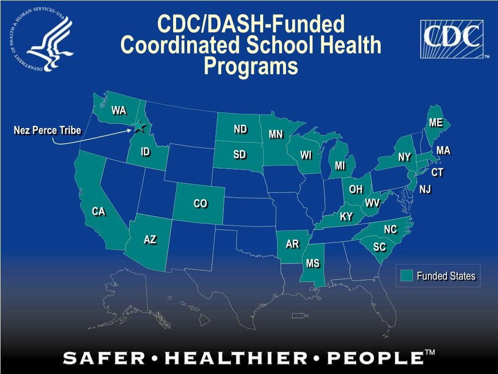 CDC/DASH-Funded