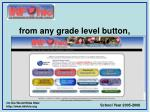 from any grade level button