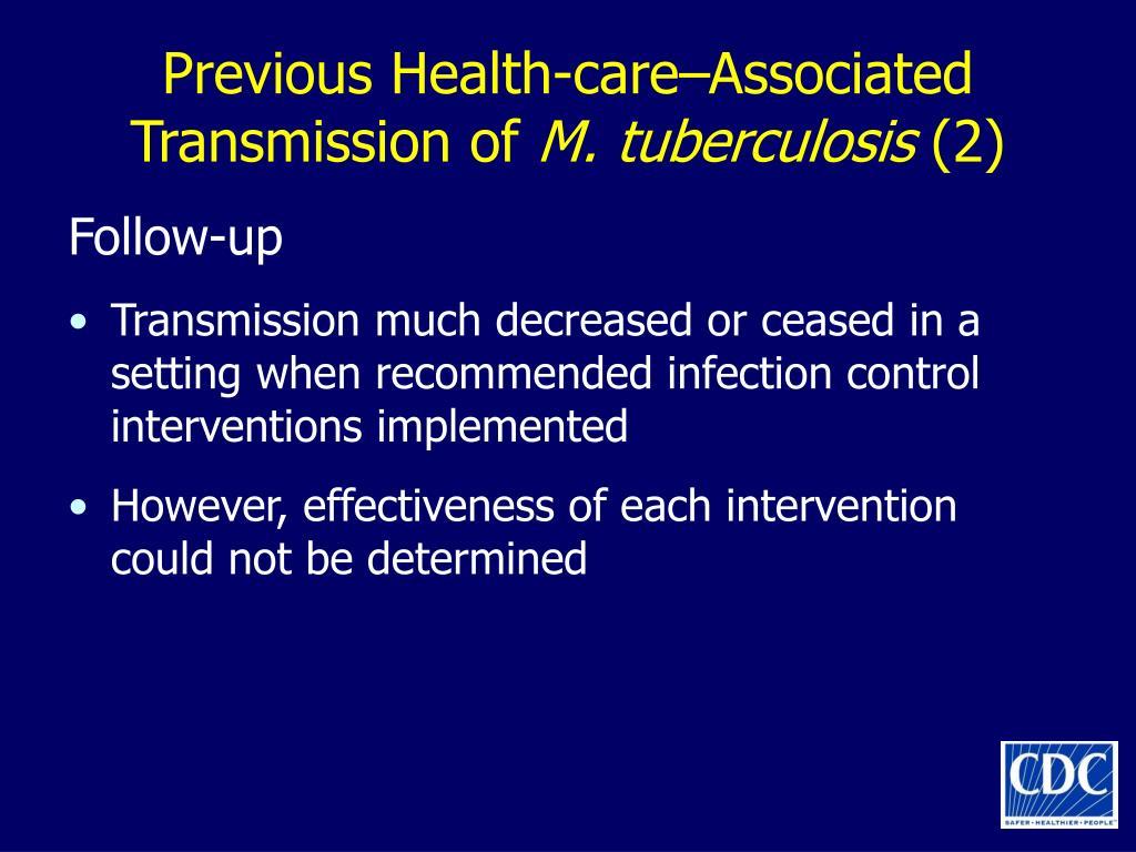 Previous Health-care