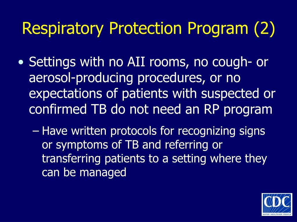 Respiratory Protection Program (2)