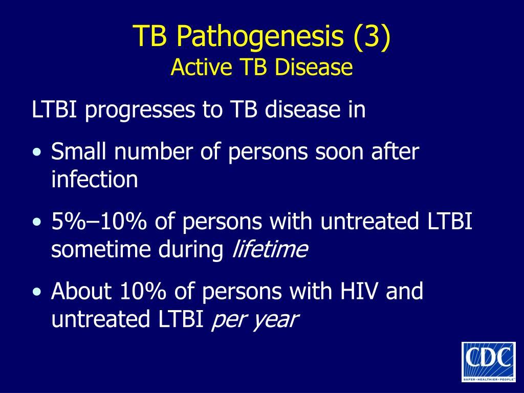 TB Pathogenesis (3)