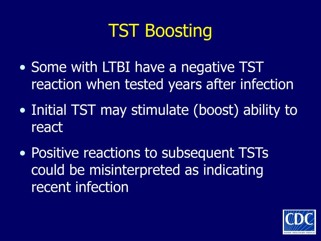 TST Boosting