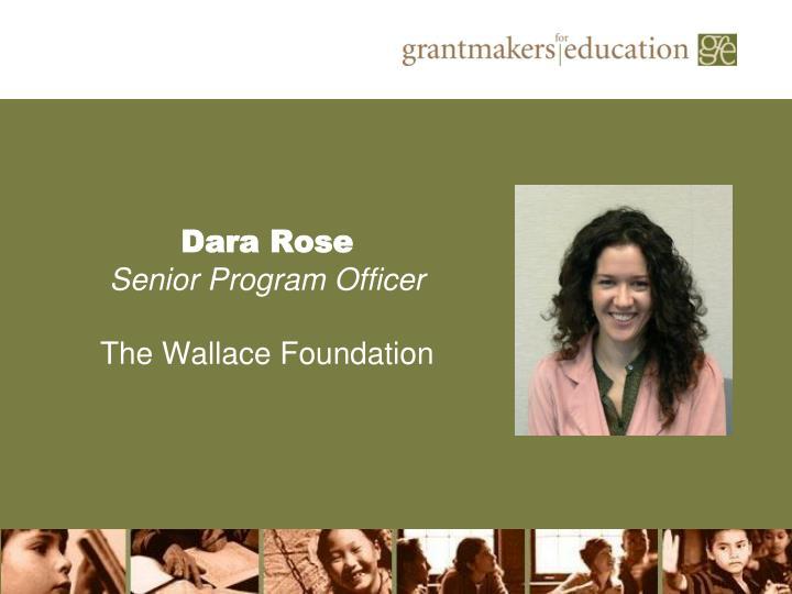 Dara Rose