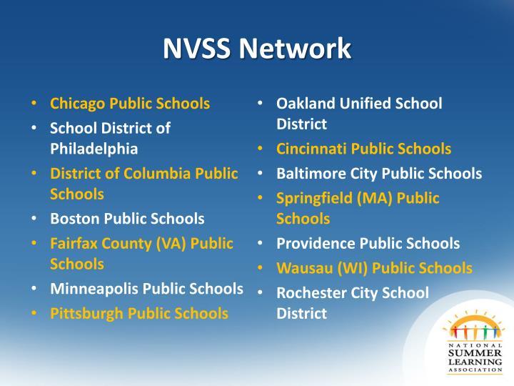 NVSS Network
