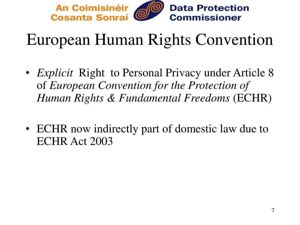 European Human Rights Convention