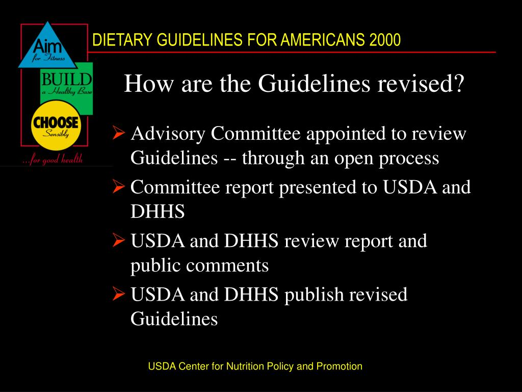 How are the Guidelines revised?
