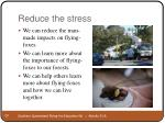 reduce the stress29