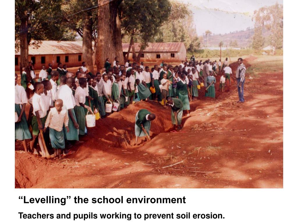 """Levelling"" the school environment"
