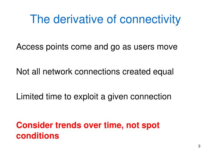 The derivative of connectivity l.jpg
