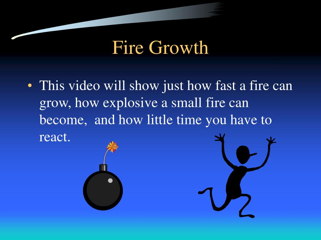 Fire Growth