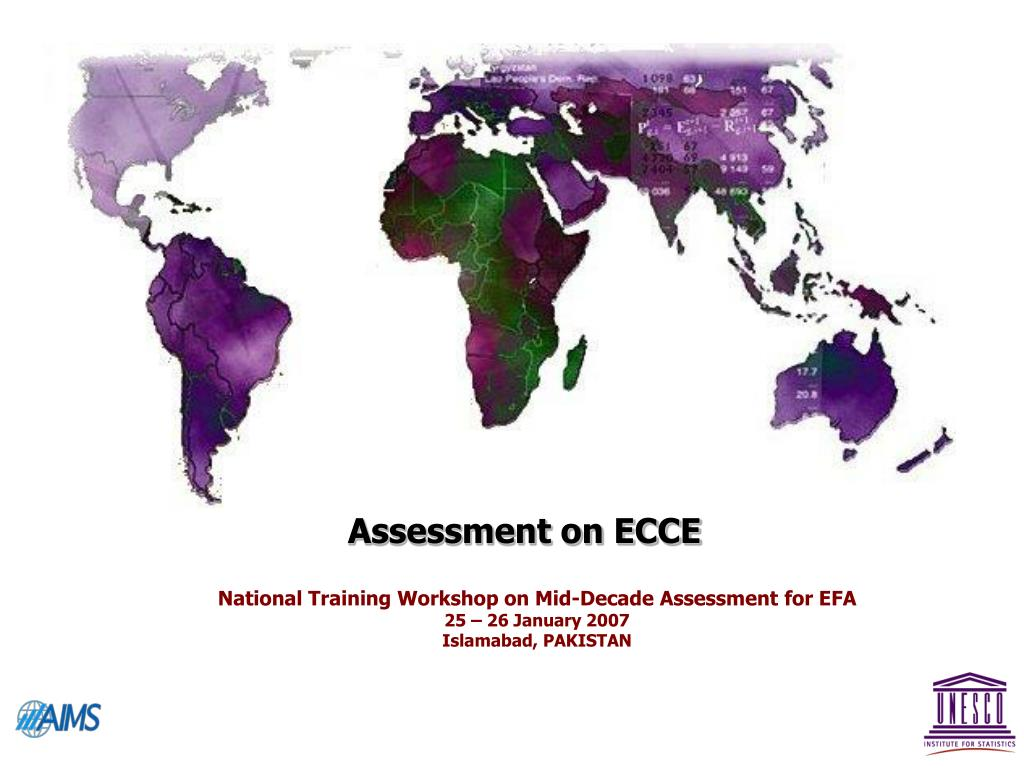 Assessment on ECCE