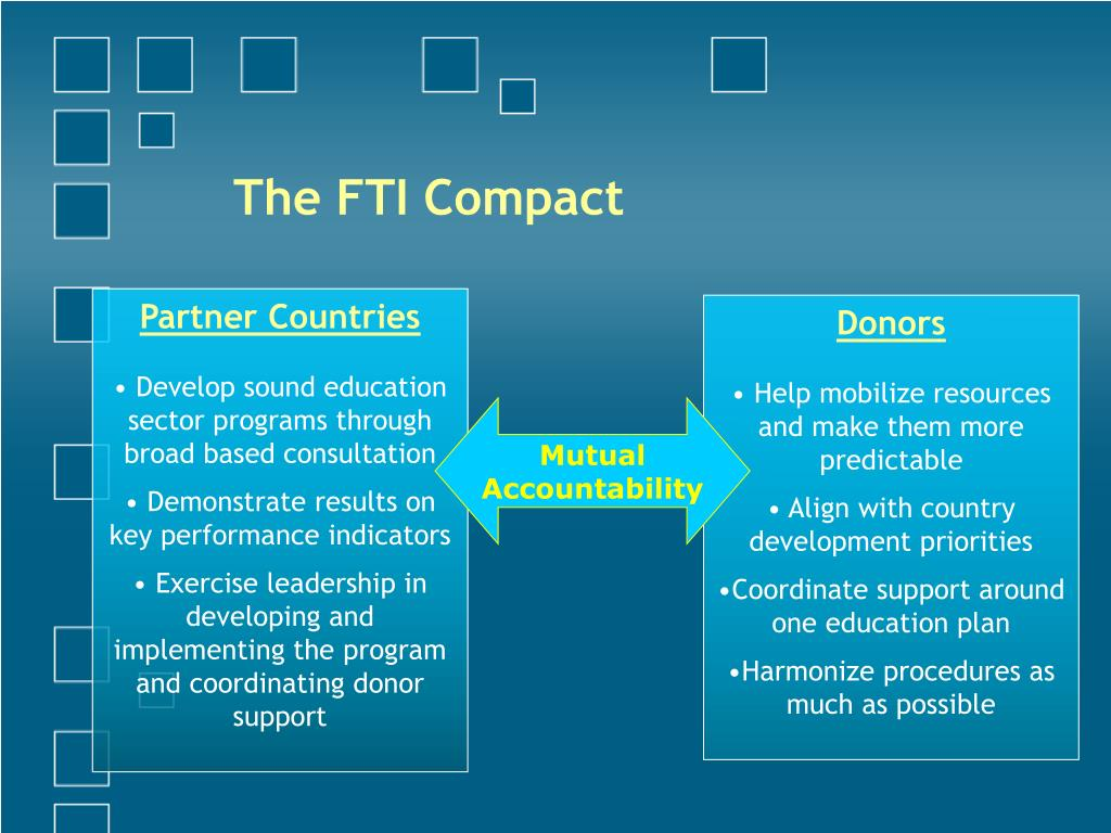 The FTI Compact
