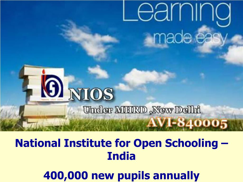 National Institute for Open Schooling – India