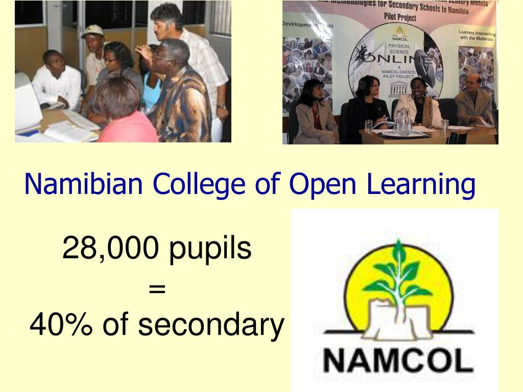 Namibian College of Open Learning