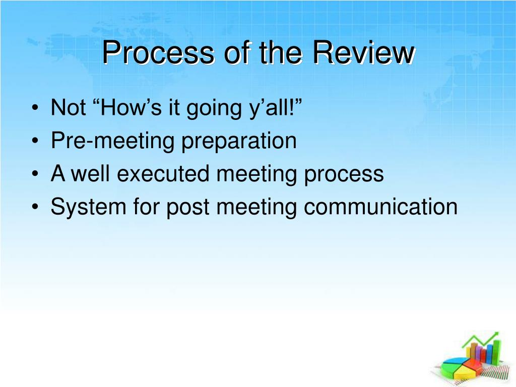 Process of the Review