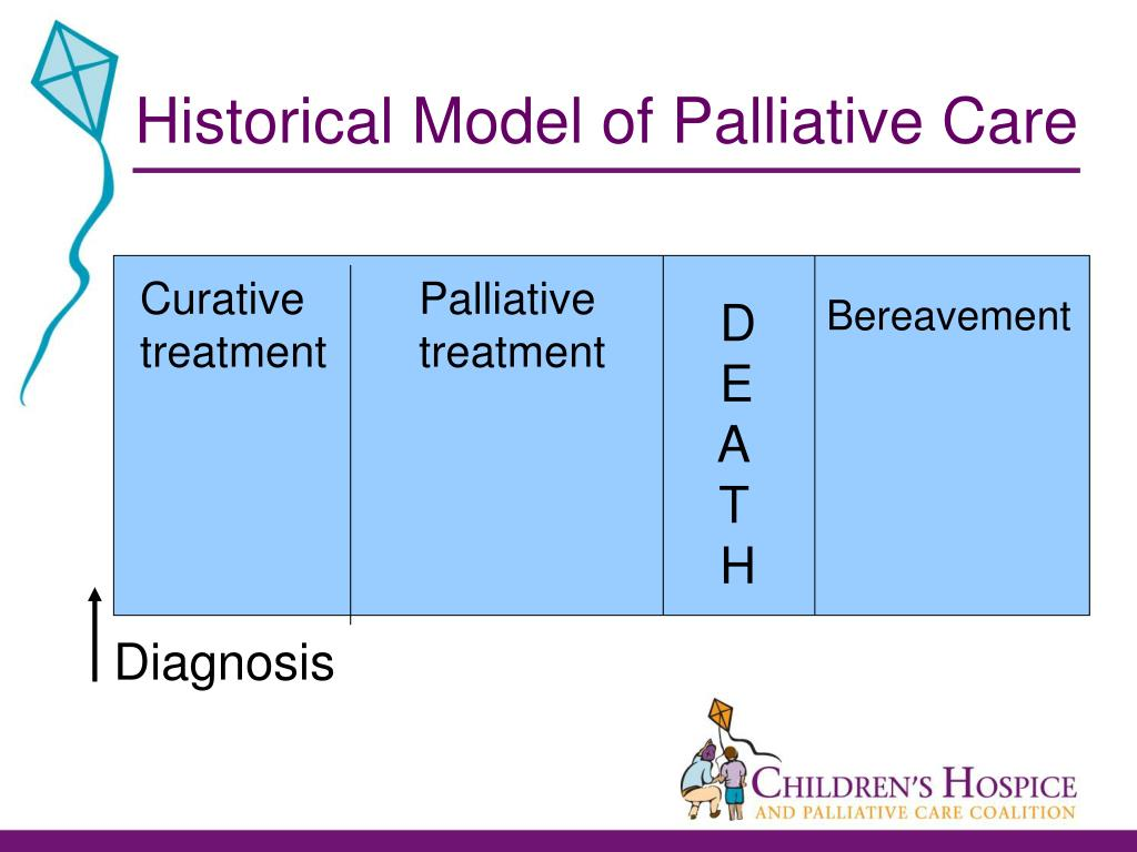 Historical Model of Palliative Care