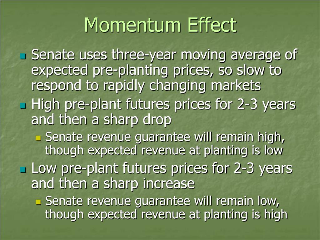 Momentum Effect