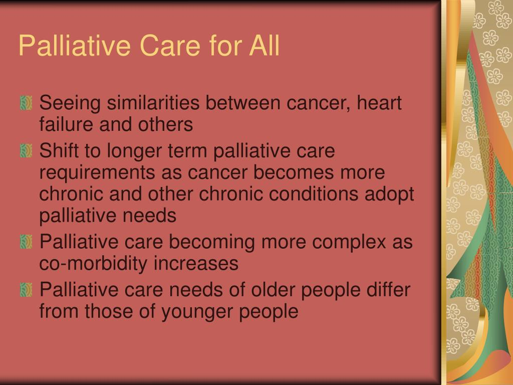 Palliative Care for All