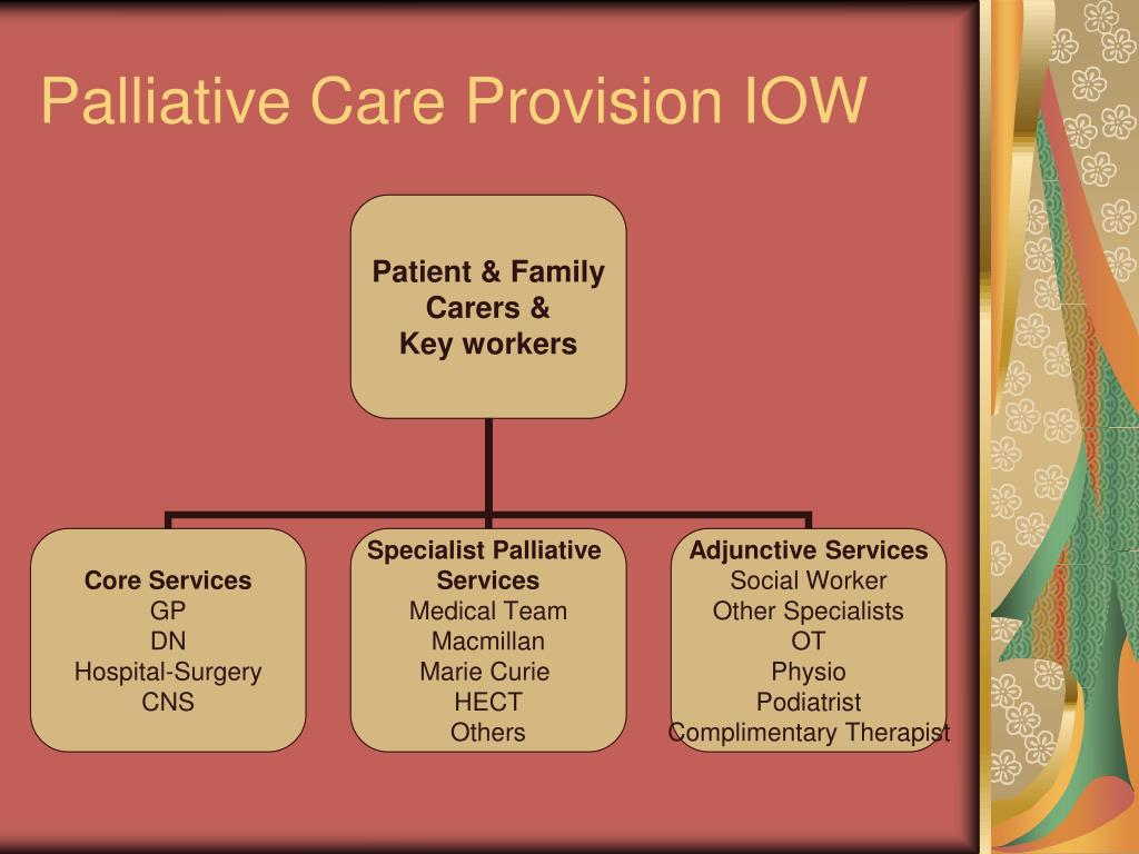 Palliative Care Provision IOW