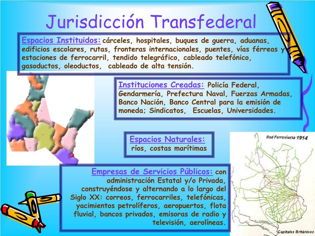 Jurisdicción Transfederal