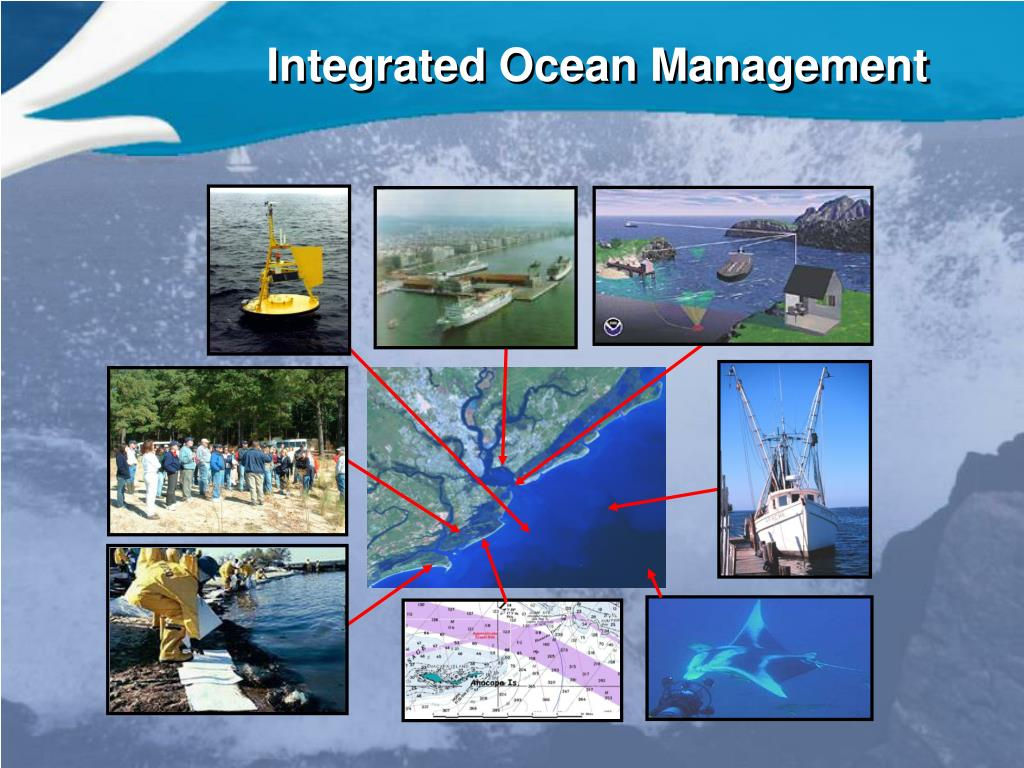 Integrated Ocean Management