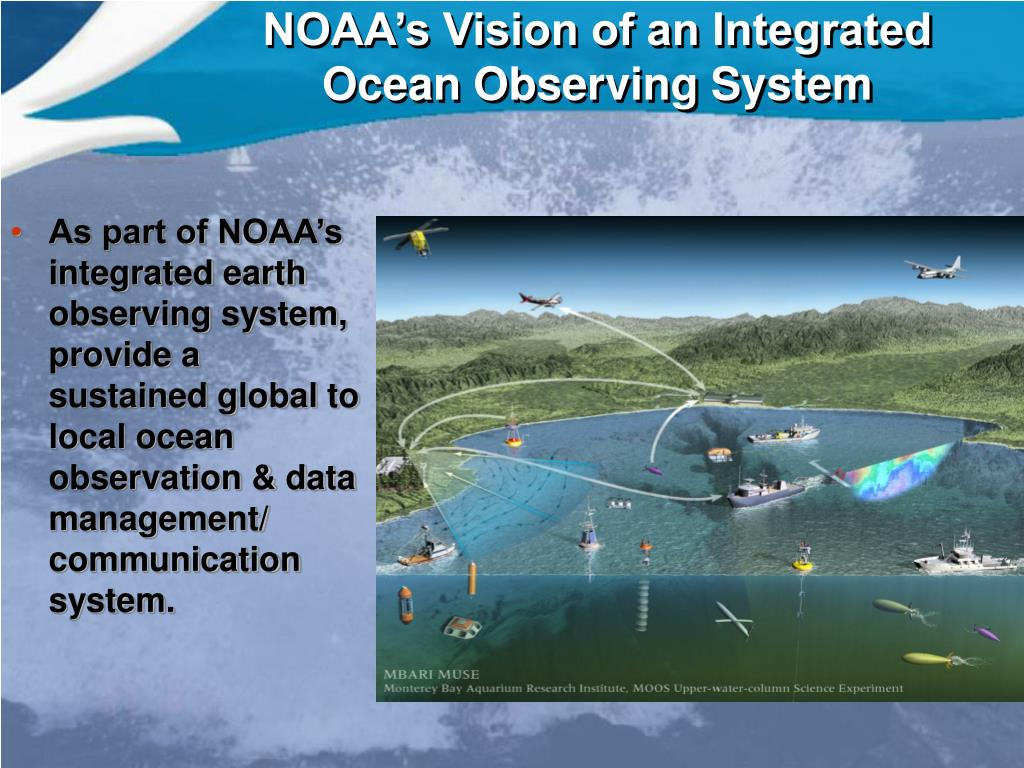 NOAA's Vision of an Integrated Ocean Observing System