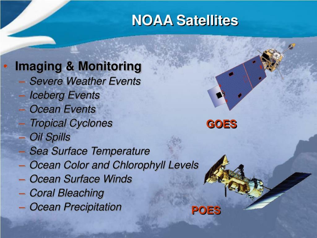NOAA Satellites
