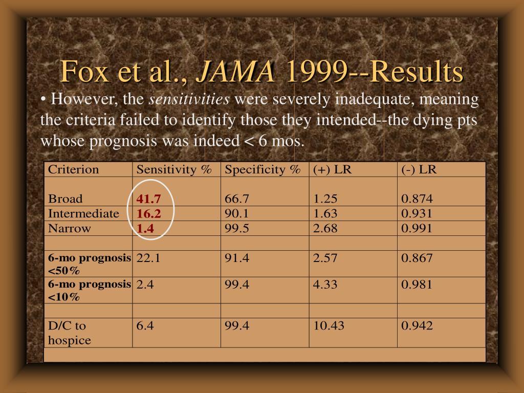 Fox et al.,