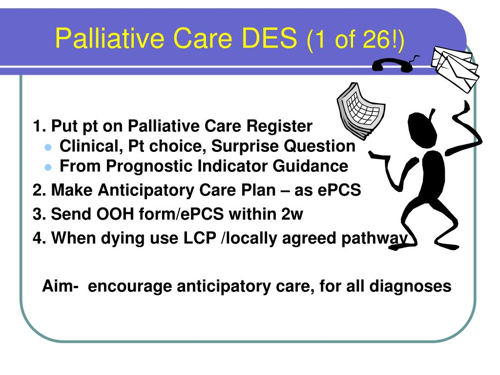 Palliative Care DES