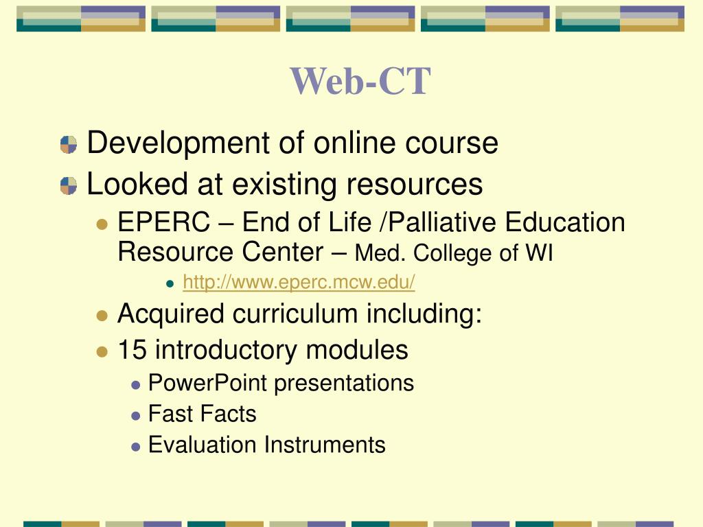 Web-CT