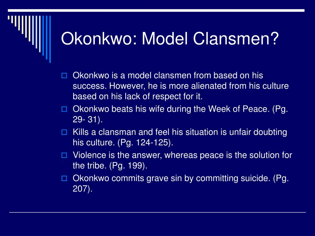 okonkwo the hero essay Lauren ngo acc english 10 mr sweger essay 6 5152014 okonkwo the tragic hero the story of okonkwo is in a way the story of our culture he pays a price.