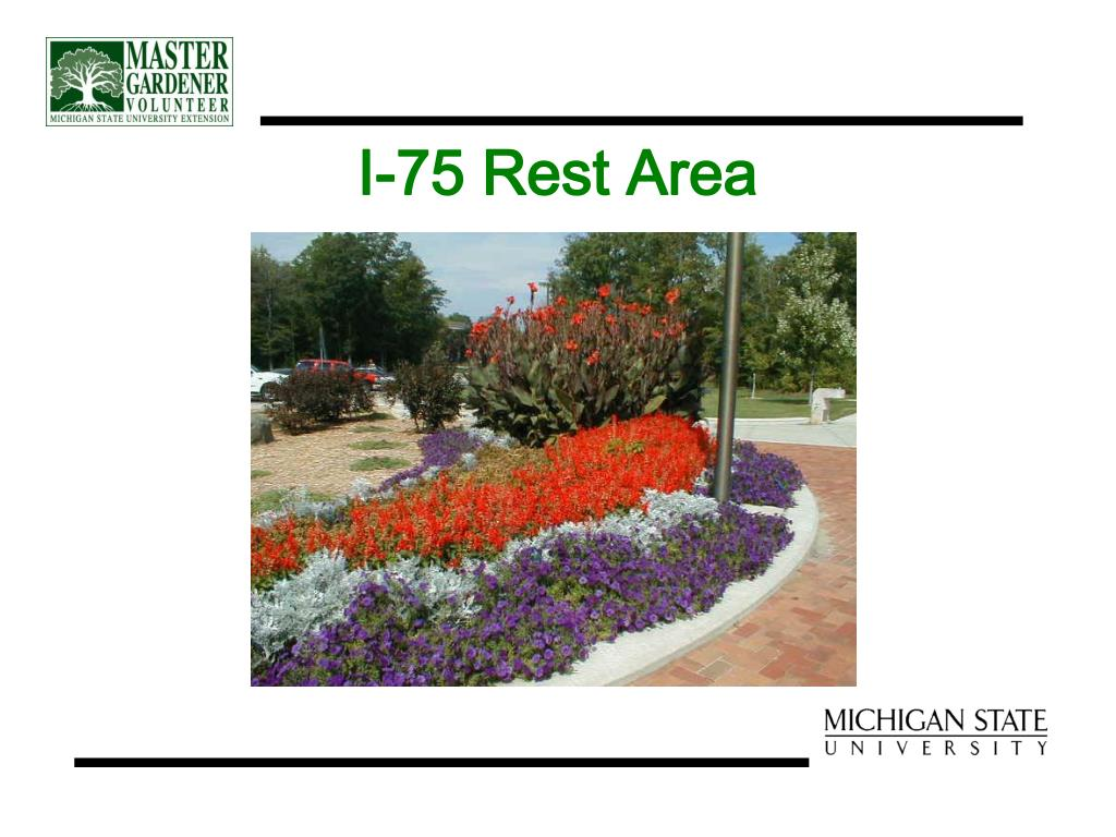 I-75 Rest Area