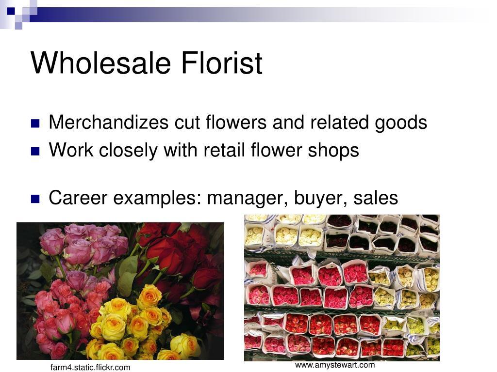 Wholesale Florist