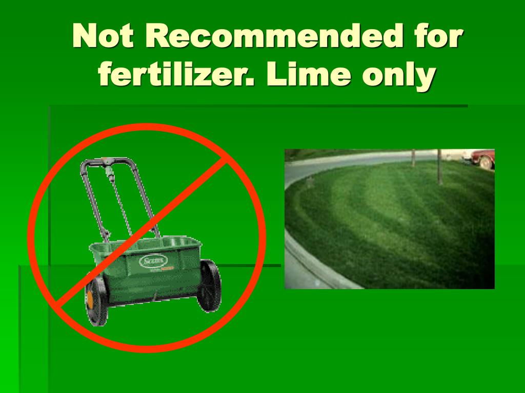 Not Recommended for fertilizer. Lime only