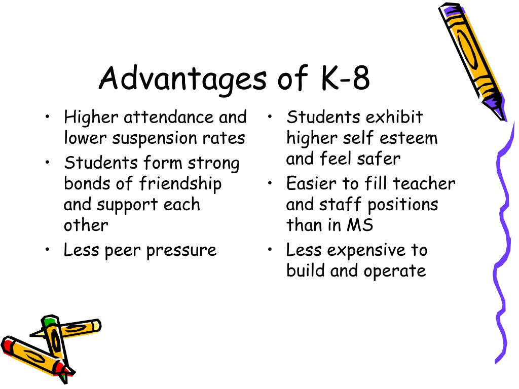 Higher attendance and lower suspension rates