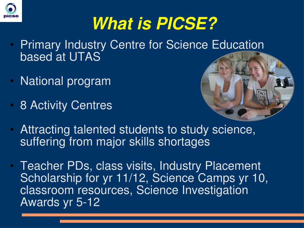 What is PICSE?
