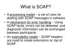 what is soap5