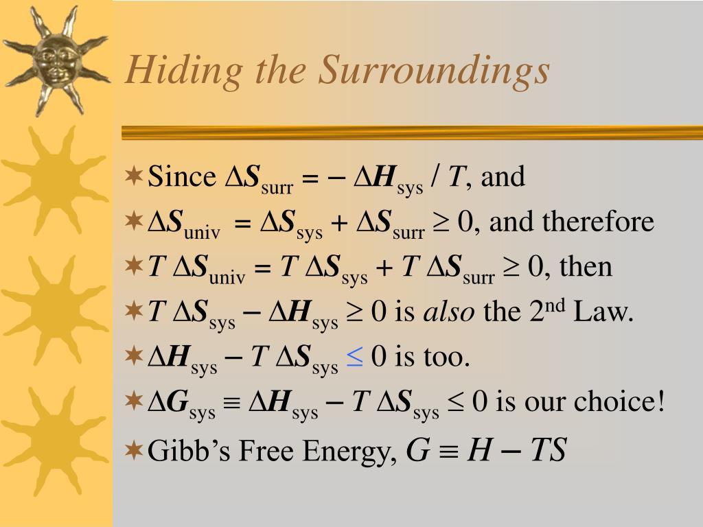 Hiding the Surroundings