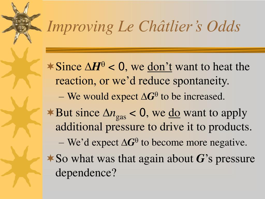 Improving Le Ch