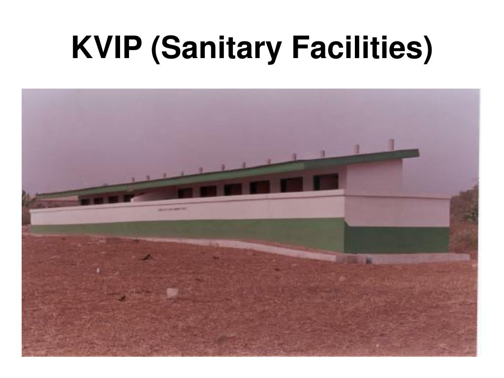KVIP (Sanitary Facilities)