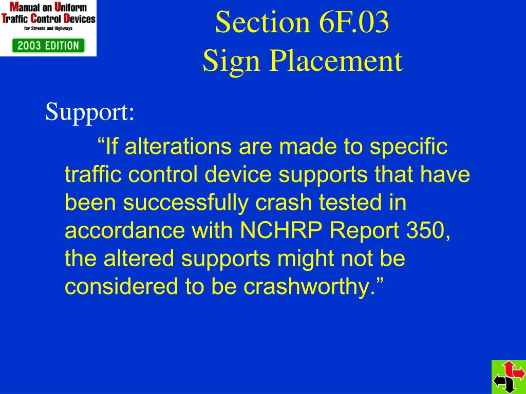 Section 6F.03