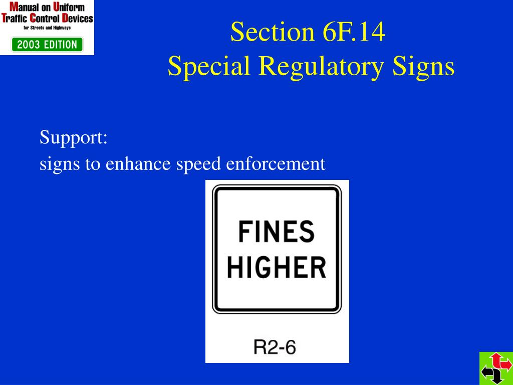 Section 6F.14