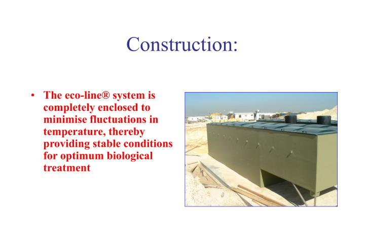 Construction: