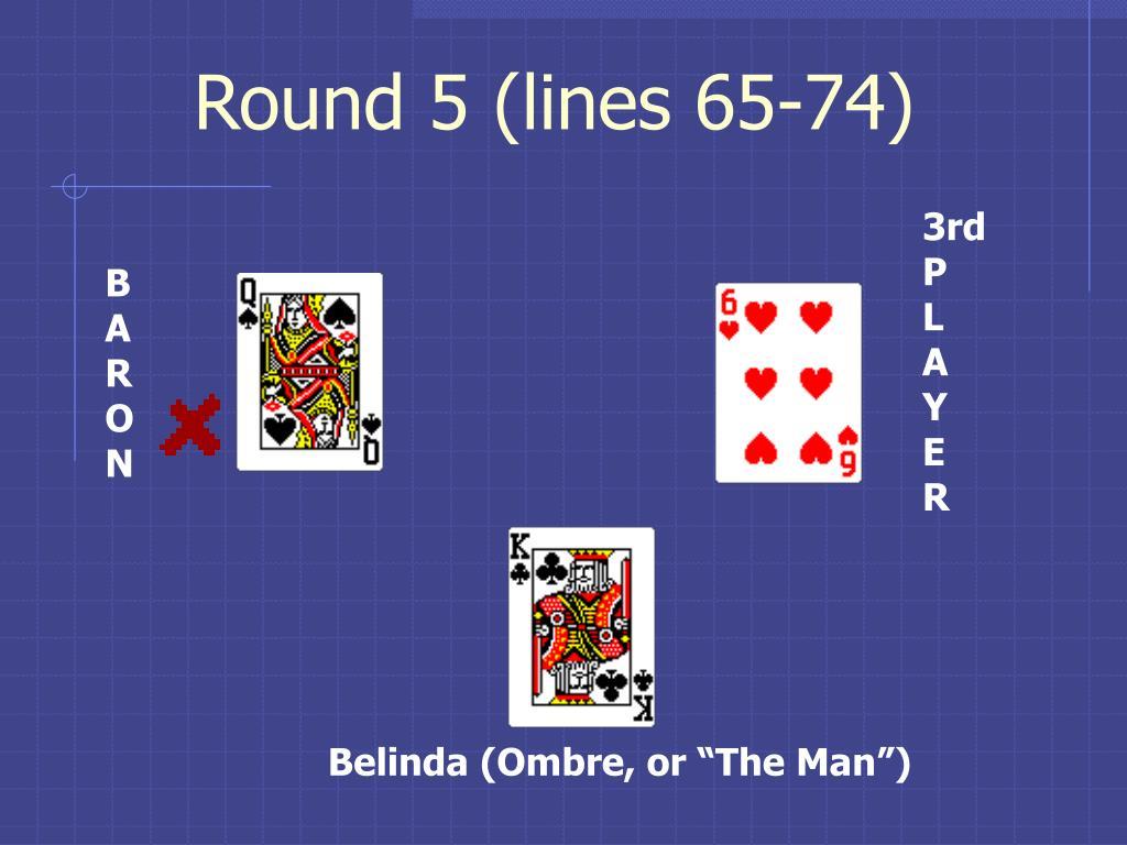 Round 5 (lines 65-74)