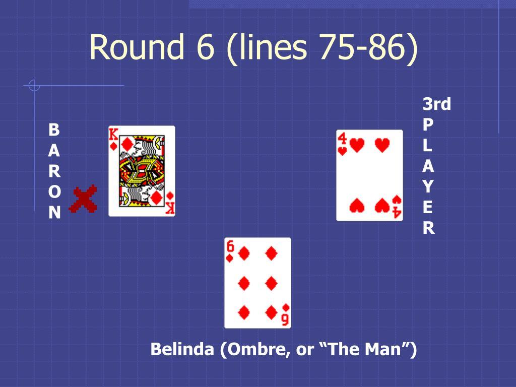 Round 6 (lines 75-86)