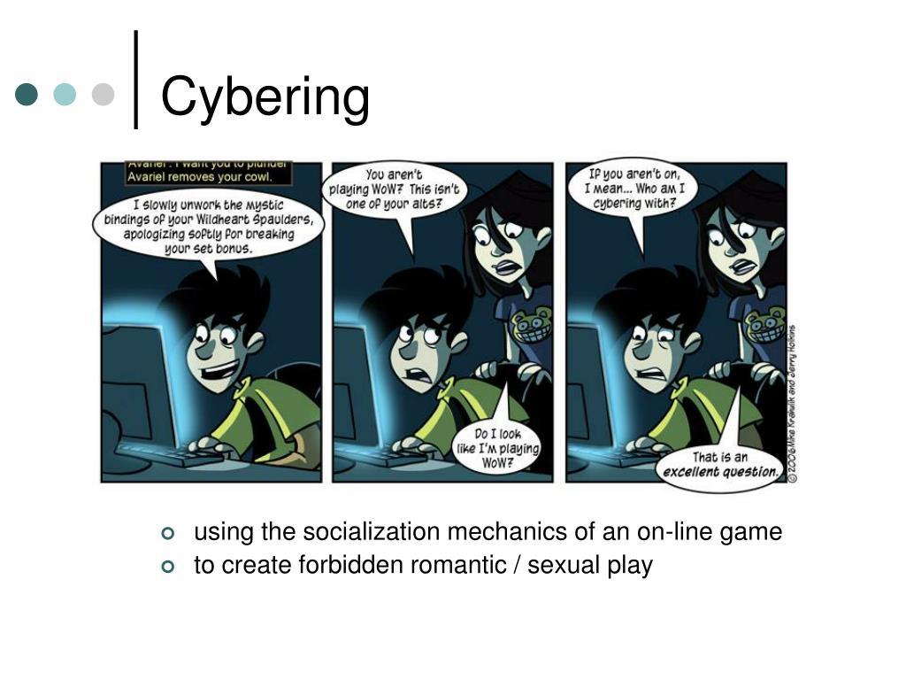 Cybering